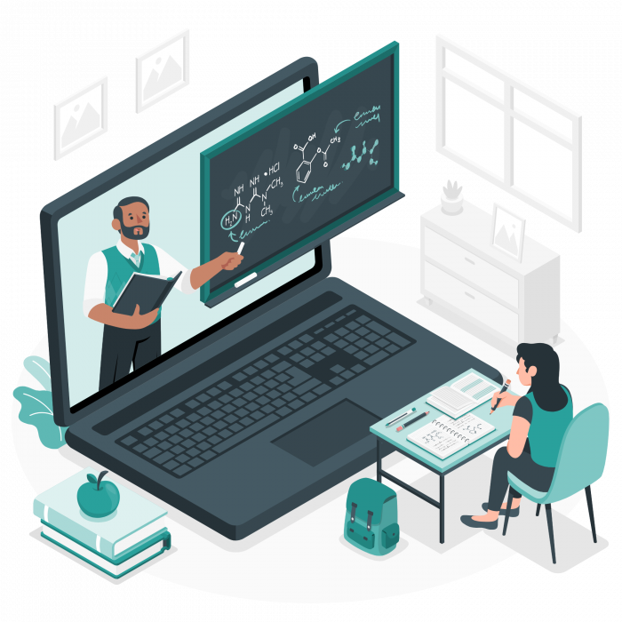 Online learning-amico